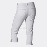 NYDJ 32570T2047 Capri Jean - Regular (White)