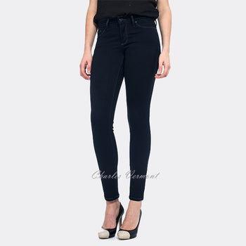 NYDJ 38248U Super Stretch Jegging - Regular (Marine Blue)