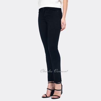 NYDJ 38858DT3142 Super Stretch Jegging - Regular (Black)