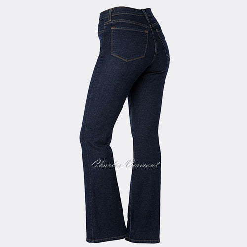 NYDJ 700 Bootcut Jeans - Regular (Blue/Black)