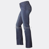 NYDJ 75833NV3090 Bootcut Jeans - Regular (Blue)