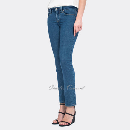 NYDJ M10A46MV Skinny Jean - Regular (Medium Blue)