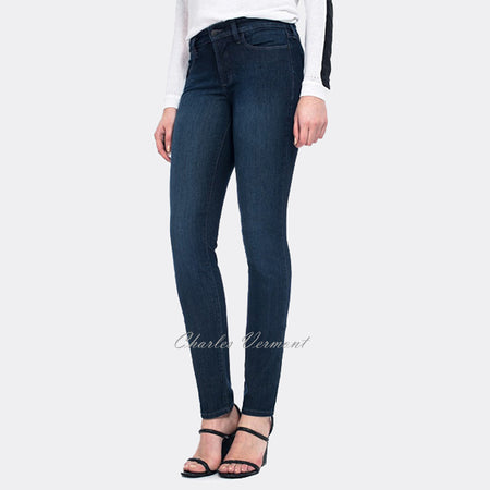 NYDJ M10D37BK3497 Jegging - Regular (Dark Blue)