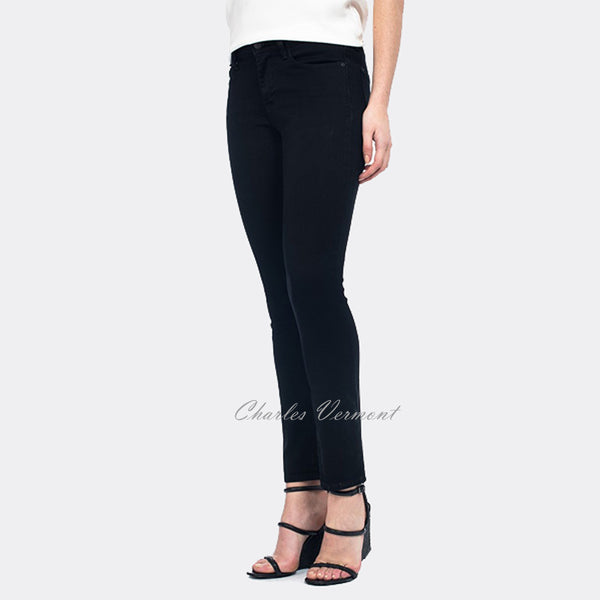 NYDJ M38N06DT3142 Jegging - Long Leg (Black)