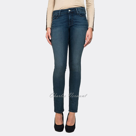 NYDJ M66J018B3839 Skinny Jeans - Regular (Medium Blue)