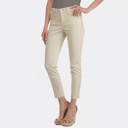 NYDJ M77D96DT3473 Ankle Jean - Regular (Sand Dollar)