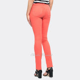 NYDJ M77F62DT3514 Skinny Jean - Regular (Papaya)