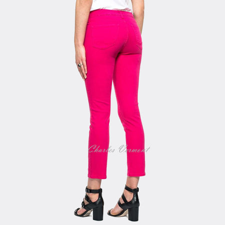 NYDJ M77F63DT3514 Ankle Jean - Regular (Hot Pink)