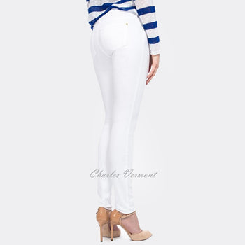 NYDJ M77F66DT Jegging - Regular (Optic White)