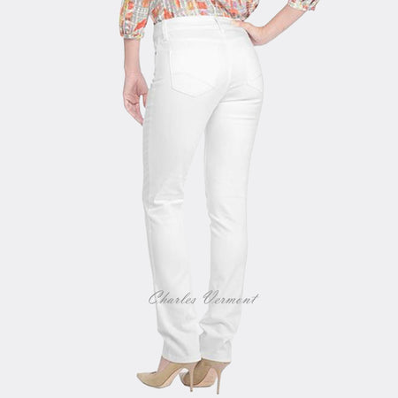 NYDJ M77J35DT4336 Skinny (Slim) - Regular (White)