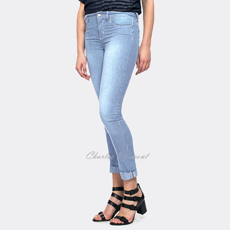 NYDJ M81E19OW Old West Jegging - Regular