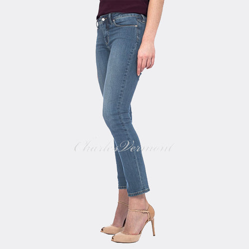 NYDJ M95G56DN Ankle Jean - Regular (Delano Blue)