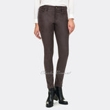 NYDJ MHLI94T JEGGING (BROWN) - Regular