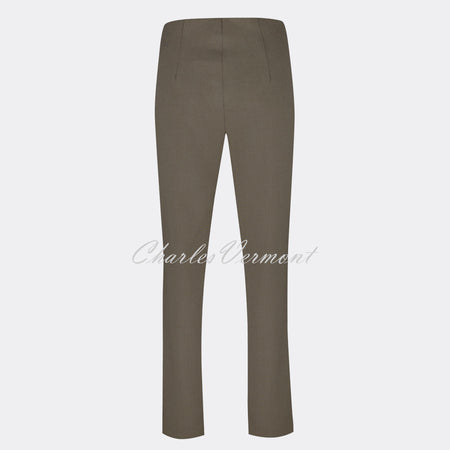 Robell Jacklyn Full Length Trouser 51408-5689-1118 (Taupe)