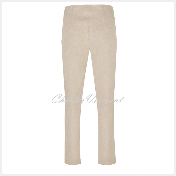 Robell Jacklyn Trouser 51408-5689-113 (Sand) – SHORTER LENGTH