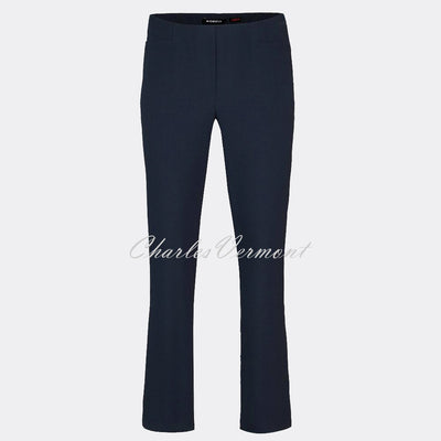 Robell Jacklyn Full Length Trouser 51408-5689-69 (Navy)