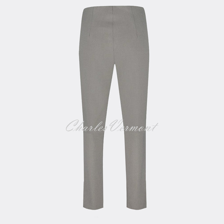 Robell Jacklyn Trouser 51408-5689-91 (Silver Grey) – SHORTER LENGTH 29""