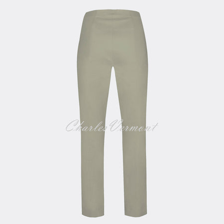 Robell Marie Full Length Trouser 51412-5499-13 (Light Taupe)