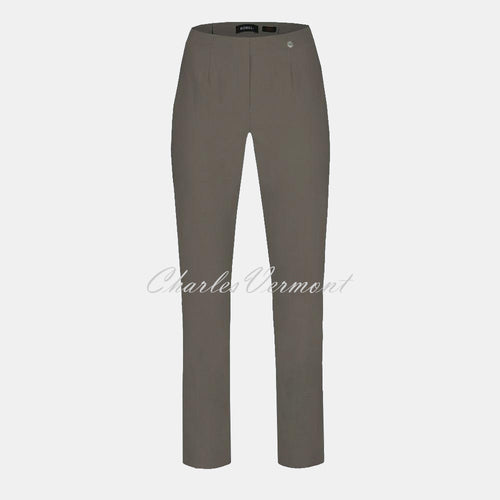 Robell Marie Trouser 51412-5499-38 (Almond) – SHORTER LENGTH