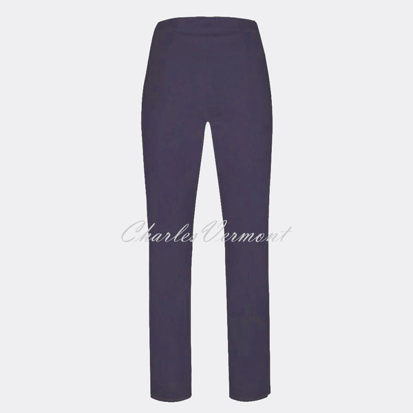 Robell Marie Full Length Trouser 51412-5499-581 (Violet)