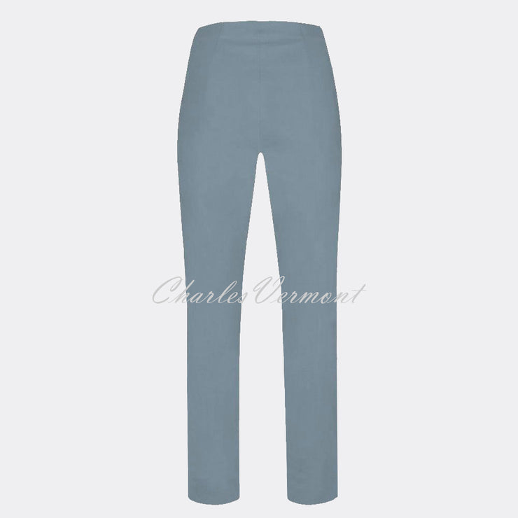 Robell Marie Full Length Trouser 51412-5499-62 (Light Denim Blue)
