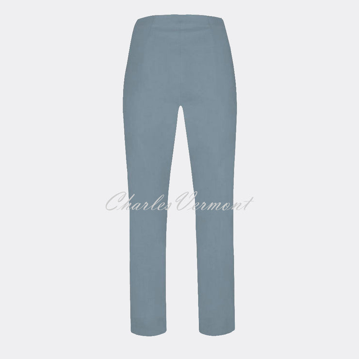 Robell Marie Trouser 51412-5499-62 (Light Denim Blue) – SHORTER LENGTH