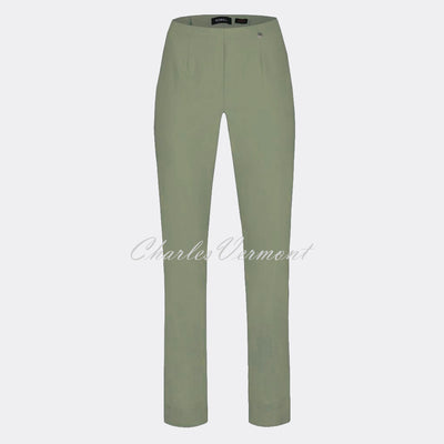Robell Marie - Full Length Trouser 51412-5499-881 (Sage Green)