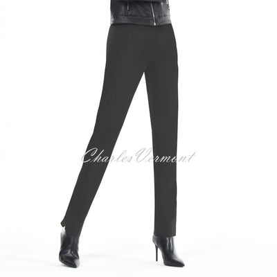 Robell Marie Full Length Trouser 51412-5499-97 (Charcoal)