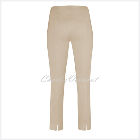 Robell Rose 09 – 7/8 Cropped Super Slim Trouser 51527-5499-14 (Beige)