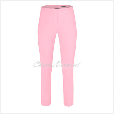Robell Rose 09 Cropped Super Slim Trouser 51527-5499-410 (Soft Rose)