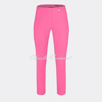 Robell Rose 09 – 7/8 Cropped Super Slim Trouser 51527-5499-431 (Pink)