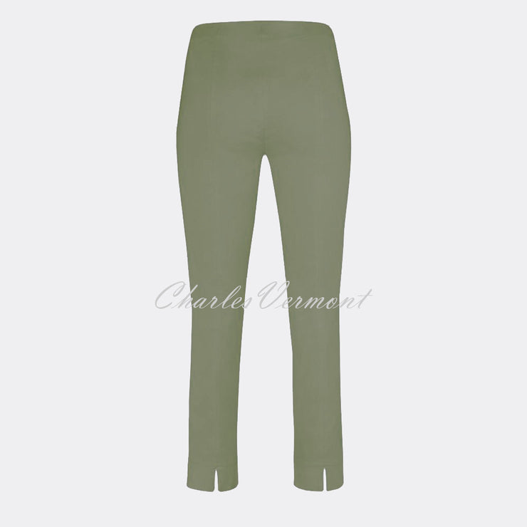 Robell Rose 09 - 7/8 Cropped Super Slim 51527-5499-881 (Ivy Green)