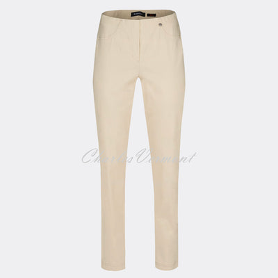 Robell Bella Full Length Trouser 51559-5499-14 (Beige)