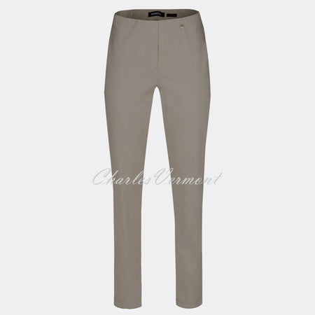 Robell Bella Full Length Trouser 51559-5499-16 (Baileys Grey)