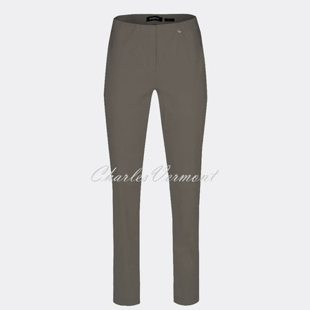 Robell Bella Full Length Trouser 51559-5499-38 (Almond)
