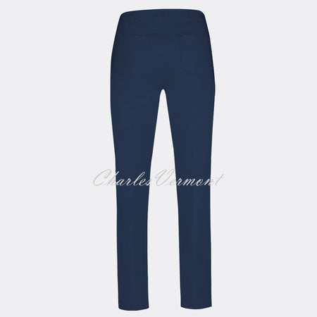 Robell Bella Full Length Trouser 51559-5499-68 (Denim Blue)