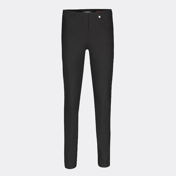 Robell Bella Full Length Trouser 51559-5499-90 (Black)