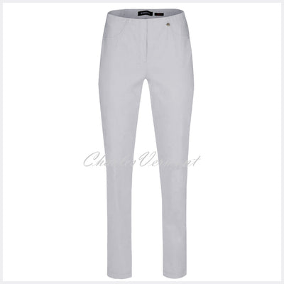 Robell Bella Full Length Trouser 51559-5499-920 (Stone Grey)