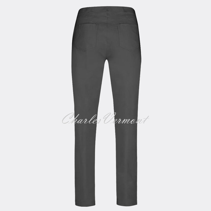 Robell Bella Full Length Trouser 51559-5499-97 (Charcoal)