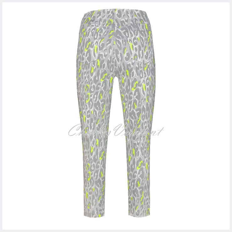 Robell Bella 09 – 7/8 Cropped Trouser 51560-54827-91