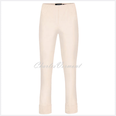 Robell Bella 09 - 7/8 Cropped Trouser 51568-5499-11 (Sand)