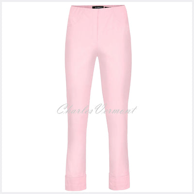 Robell Bella 09 - 7/8 Cropped Trouser 51568-5499-241 (Sorbet Rose)