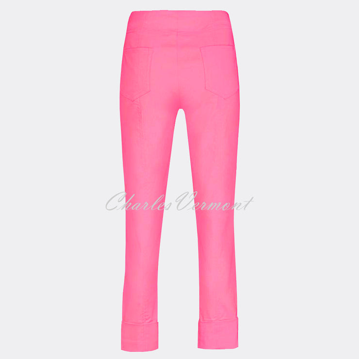 Robell Bella 09 - 7/8 Cropped Trouser 51568-5499-431 (Pink)