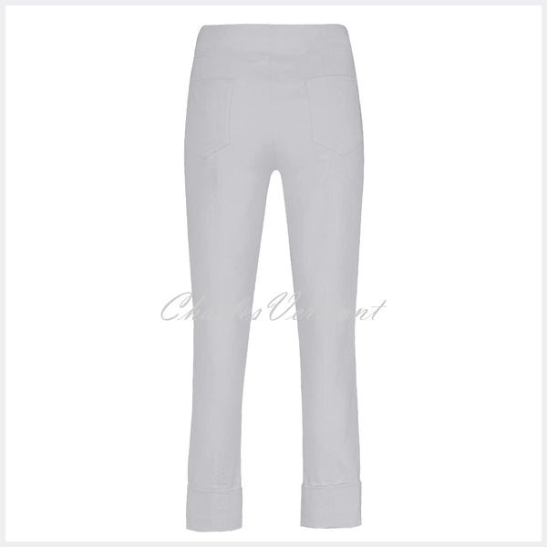 Robell Bella 09 - 7/8 Cropped Trouser 51568-5499-920 (Stone Grey)