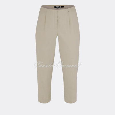 Robell Marie 07 Capri Trouser 51576-5499-13 (Light Taupe)