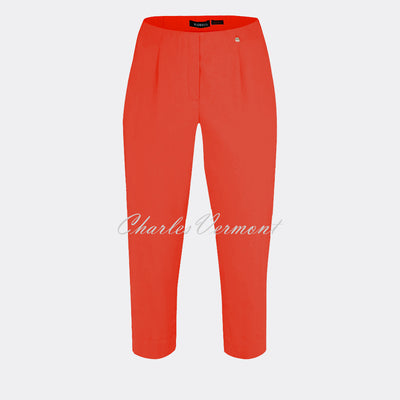 Robell Marie 07 Capri Trouser 51576-5499-321 (Orange)