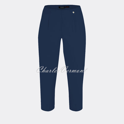 Robell Marie 07 Capri Trouser 51576-5499-68 (French Navy)