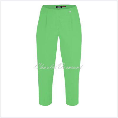 Robell Marie 07 Capri Trouser 51576-5499-822 (Electric Green)