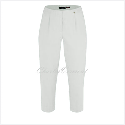 Robell Marie 07 Capri Trouser 51576-5499-92 (Light Grey)Robell Marie 07 Capri Trouser 51576-5499-92 (Stone Grey)