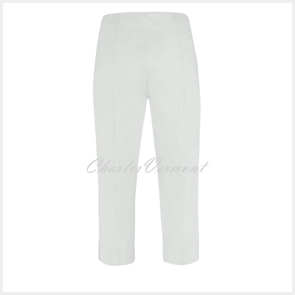 Robell Marie 07 Capri Trouser 51576-5499-92 (Light Grey)